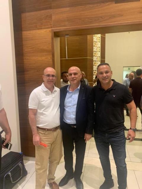 الوزير عيساوي فريج يفتتح مؤتمر التعايش الرّياضي-3