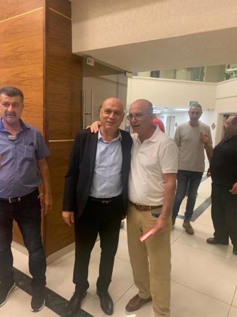الوزير عيساوي فريج يفتتح مؤتمر التعايش الرّياضي-4