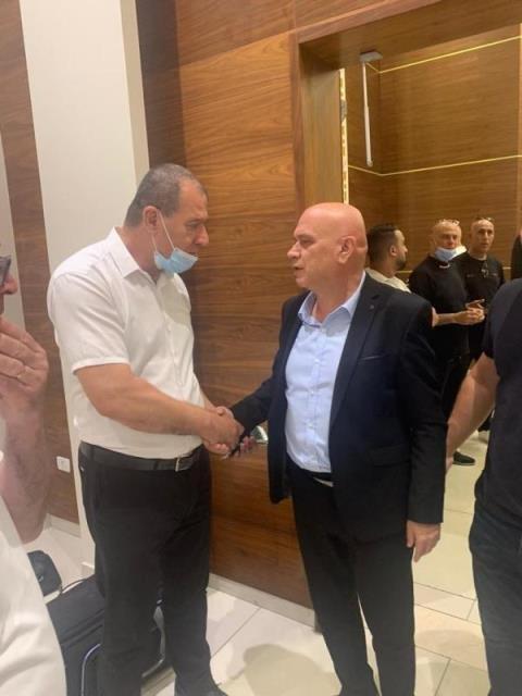 الوزير عيساوي فريج يفتتح مؤتمر التعايش الرّياضي-10
