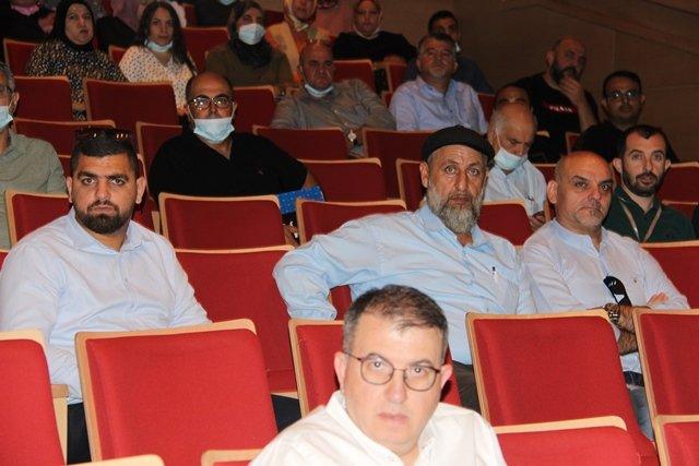 أم الفحم: مشاركة واسعة في مؤتمر ريادة الأعمال لرفع المستوى الاقتصادي في المدينة-5