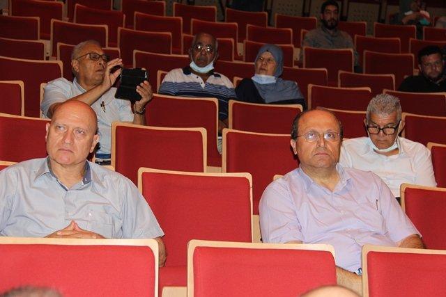 أم الفحم: مشاركة واسعة في مؤتمر ريادة الأعمال لرفع المستوى الاقتصادي في المدينة-27
