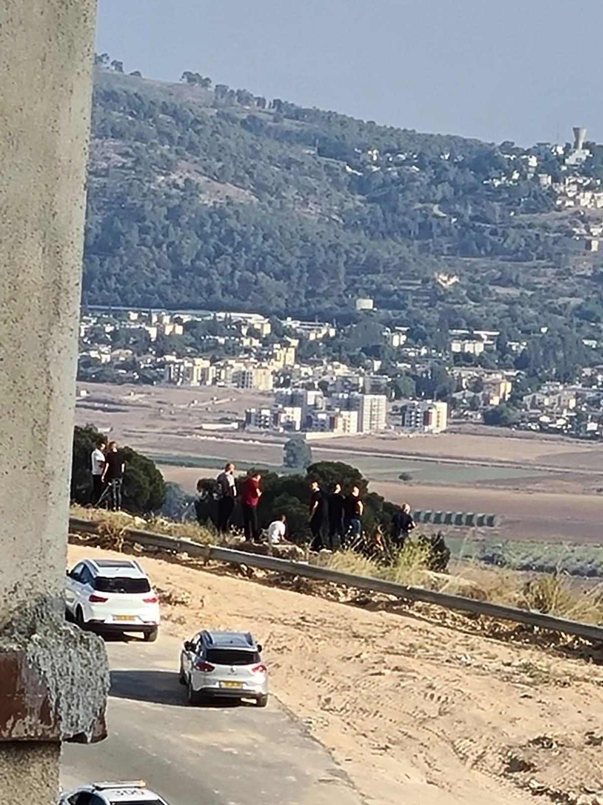 قوات من الجيش والشرطة معززة بطائرة مروحية في إكسال وجبل القفزة-3