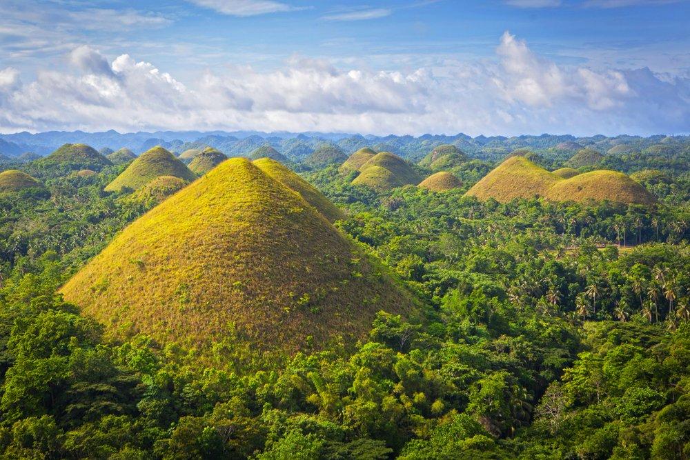 """تعرفوا على جزيرة """" بوهول """" في الفلبين-1"""