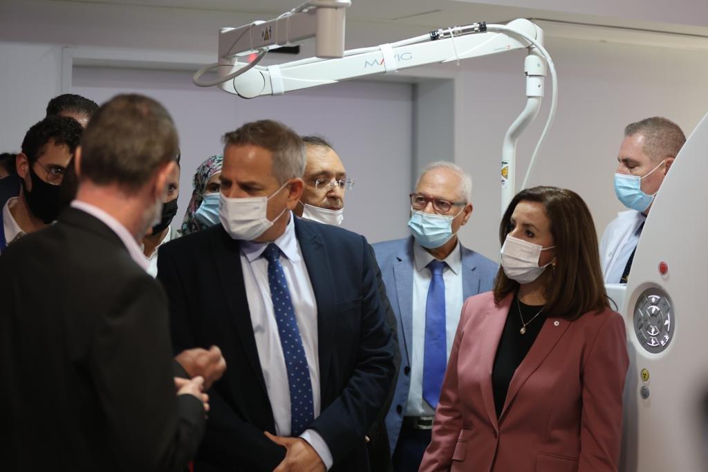 """وعد بدعم كبير لمستشفيات المدينة.. وزير الصحة في الناصرة يتحدث لـ""""بكرا""""، وهذا ما قاله عن """"الكنابيس""""-2"""