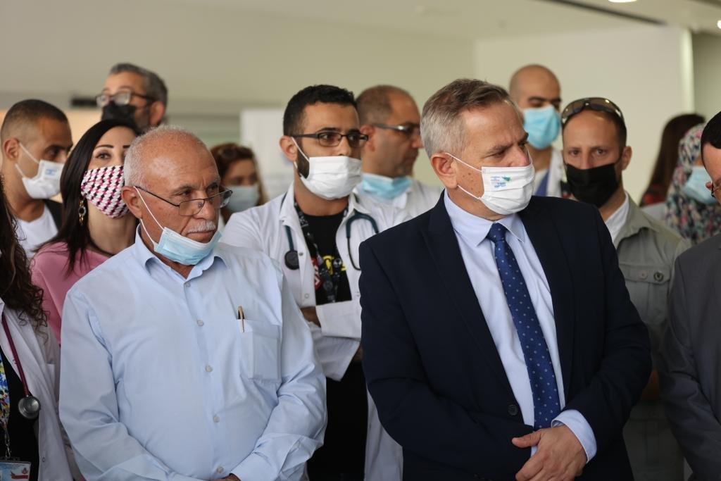 """وعد بدعم كبير لمستشفيات المدينة.. وزير الصحة في الناصرة يتحدث لـ""""بكرا""""، وهذا ما قاله عن """"الكنابيس""""-3"""