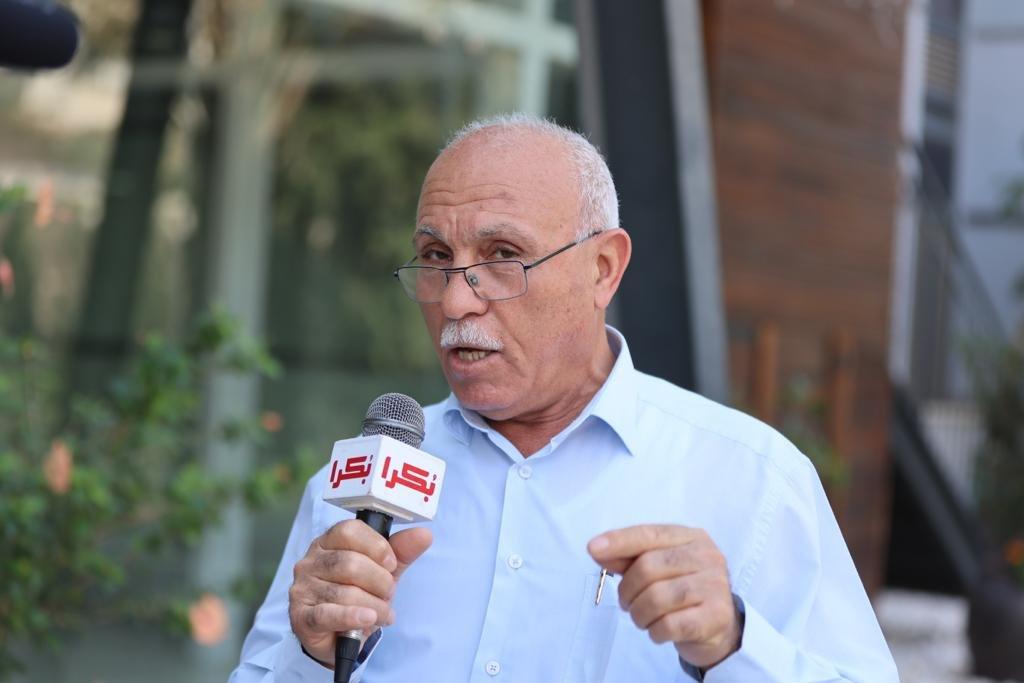 """وعد بدعم كبير لمستشفيات المدينة.. وزير الصحة في الناصرة يتحدث لـ""""بكرا""""، وهذا ما قاله عن """"الكنابيس""""-6"""