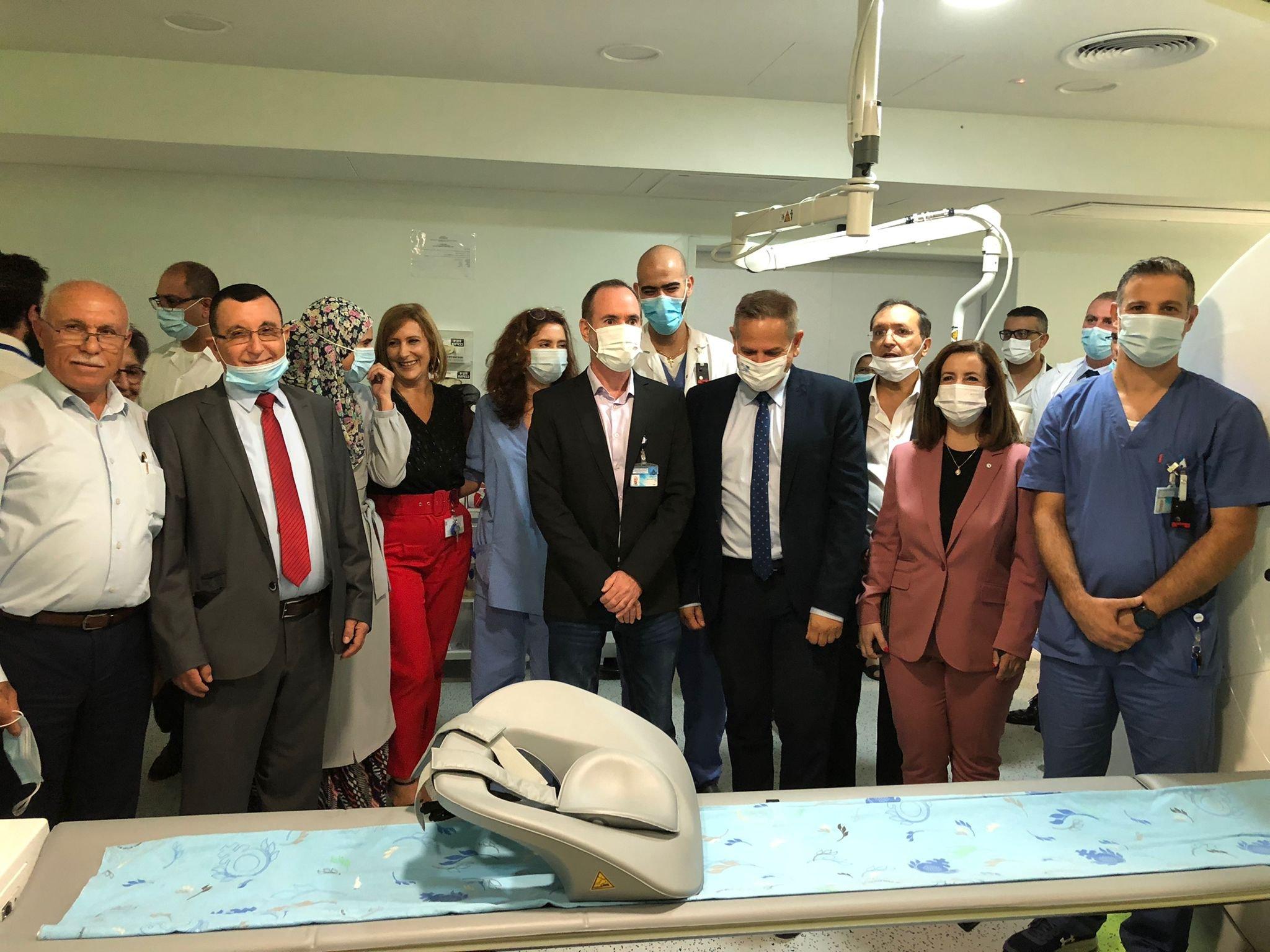 """وعد بدعم كبير لمستشفيات المدينة.. وزير الصحة في الناصرة يتحدث لـ""""بكرا""""، وهذا ما قاله عن """"الكنابيس""""-11"""