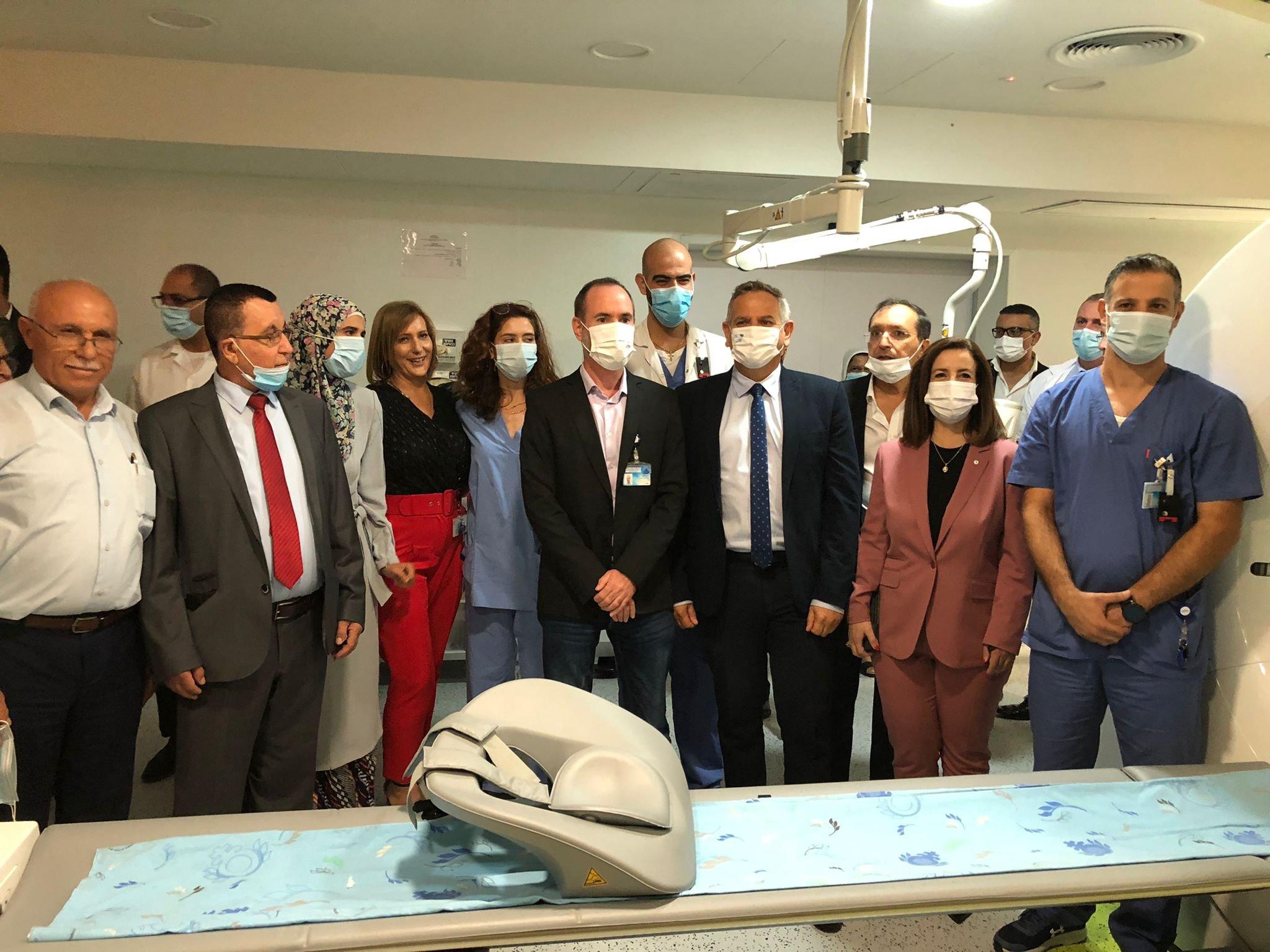 """وعد بدعم كبير لمستشفيات المدينة.. وزير الصحة في الناصرة يتحدث لـ""""بكرا""""، وهذا ما قاله عن """"الكنابيس""""-13"""