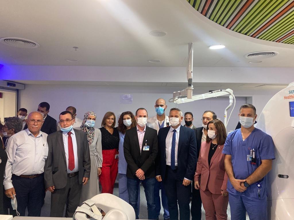 """وعد بدعم كبير لمستشفيات المدينة.. وزير الصحة في الناصرة يتحدث لـ""""بكرا""""، وهذا ما قاله عن """"الكنابيس""""-16"""