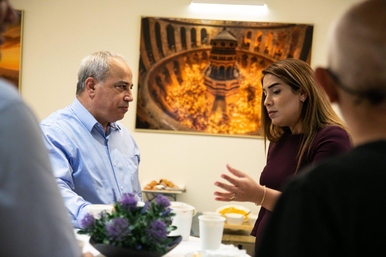 العنف في المجتمع العربي، أسبابه، والحلول لمكافحته؟ .. يوم دراسي في الناصرة-0