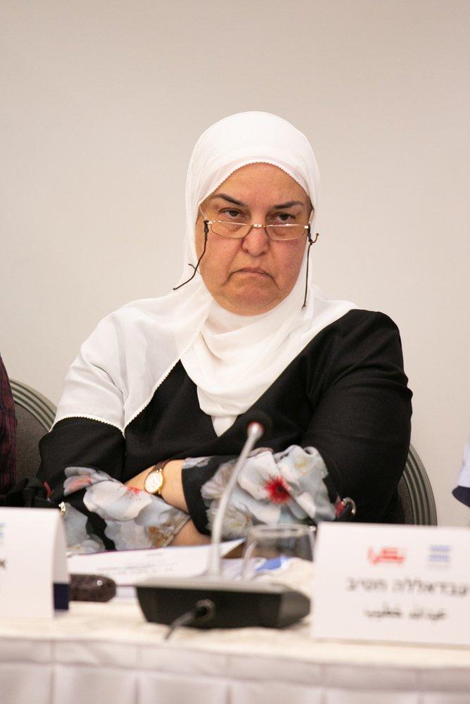 العنف في المجتمع العربي، أسبابه، والحلول لمكافحته؟ .. يوم دراسي في الناصرة-4