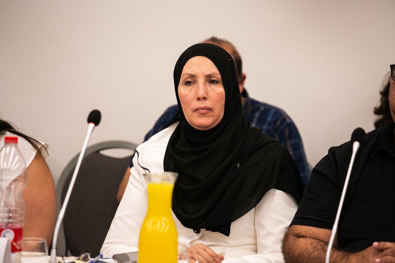 العنف في المجتمع العربي، أسبابه، والحلول لمكافحته؟ .. يوم دراسي في الناصرة-8