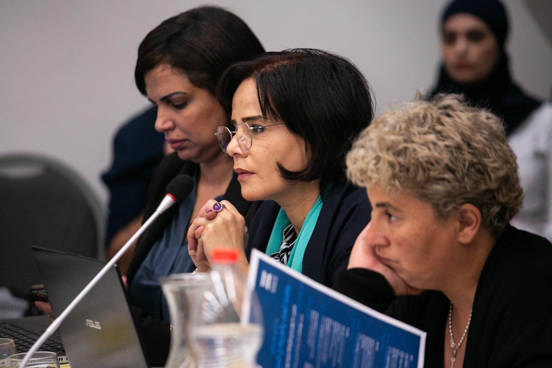 العنف في المجتمع العربي، أسبابه، والحلول لمكافحته؟ .. يوم دراسي في الناصرة-23