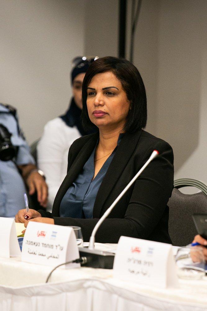 العنف في المجتمع العربي، أسبابه، والحلول لمكافحته؟ .. يوم دراسي في الناصرة-24