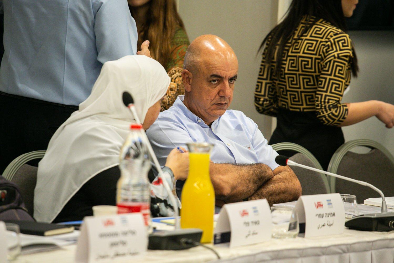 العنف في المجتمع العربي، أسبابه، والحلول لمكافحته؟ .. يوم دراسي في الناصرة-28