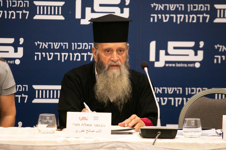 العنف في المجتمع العربي، أسبابه، والحلول لمكافحته؟ .. يوم دراسي في الناصرة-38