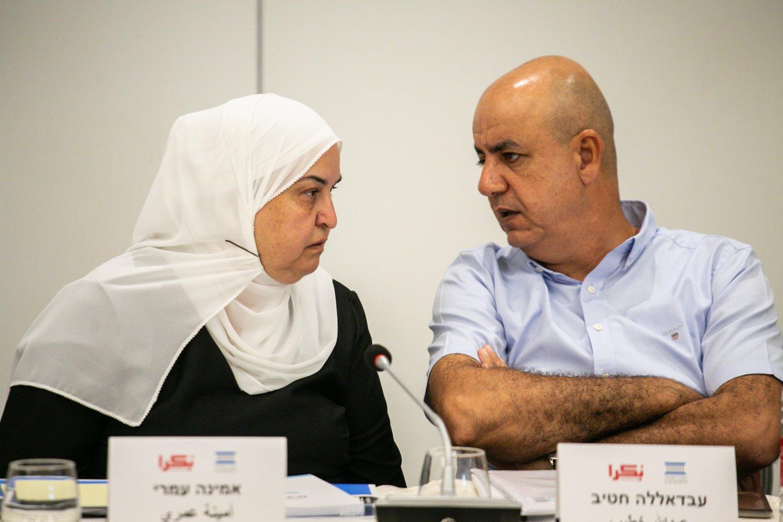 العنف في المجتمع العربي، أسبابه، والحلول لمكافحته؟ .. يوم دراسي في الناصرة-41