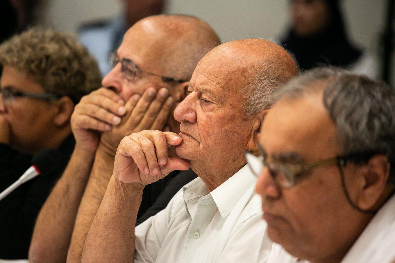 العنف في المجتمع العربي، أسبابه، والحلول لمكافحته؟ .. يوم دراسي في الناصرة-45