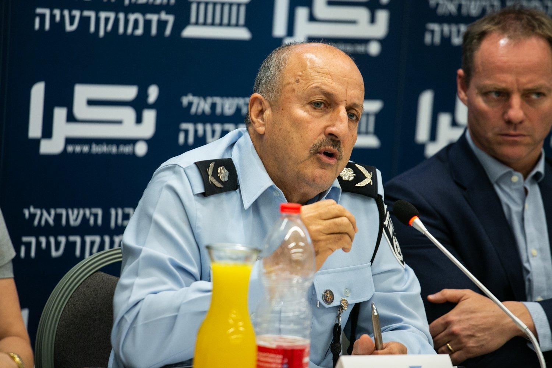 العنف في المجتمع العربي، أسبابه، والحلول لمكافحته؟ .. يوم دراسي في الناصرة-51