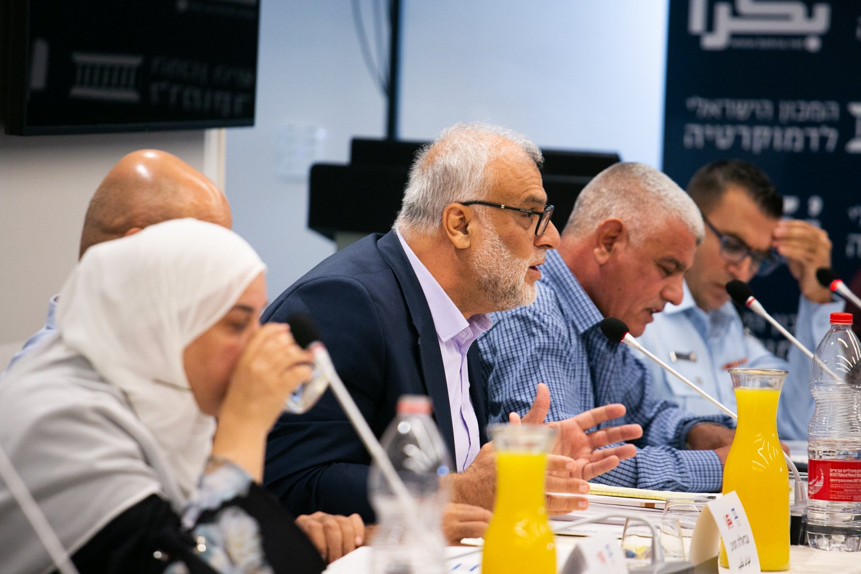 العنف في المجتمع العربي، أسبابه، والحلول لمكافحته؟ .. يوم دراسي في الناصرة-55
