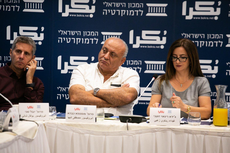 العنف في المجتمع العربي، أسبابه، والحلول لمكافحته؟ .. يوم دراسي في الناصرة-56