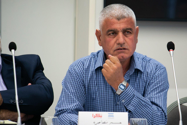العنف في المجتمع العربي، أسبابه، والحلول لمكافحته؟ .. يوم دراسي في الناصرة-57