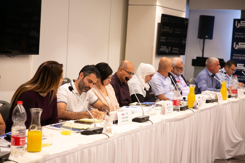 العنف في المجتمع العربي، أسبابه، والحلول لمكافحته؟ .. يوم دراسي في الناصرة-65