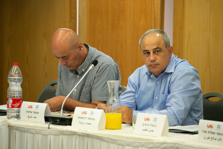العنف في المجتمع العربي، أسبابه، والحلول لمكافحته؟ .. يوم دراسي في الناصرة-73