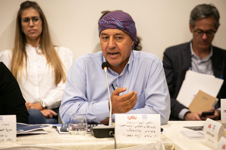 العنف في المجتمع العربي، أسبابه، والحلول لمكافحته؟ .. يوم دراسي في الناصرة-81