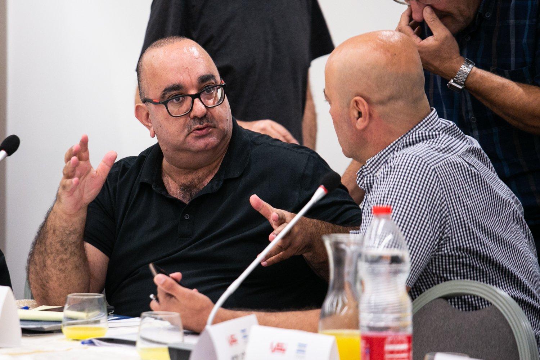العنف في المجتمع العربي، أسبابه، والحلول لمكافحته؟ .. يوم دراسي في الناصرة-87
