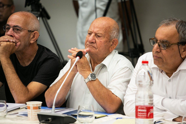 العنف في المجتمع العربي، أسبابه، والحلول لمكافحته؟ .. يوم دراسي في الناصرة-88