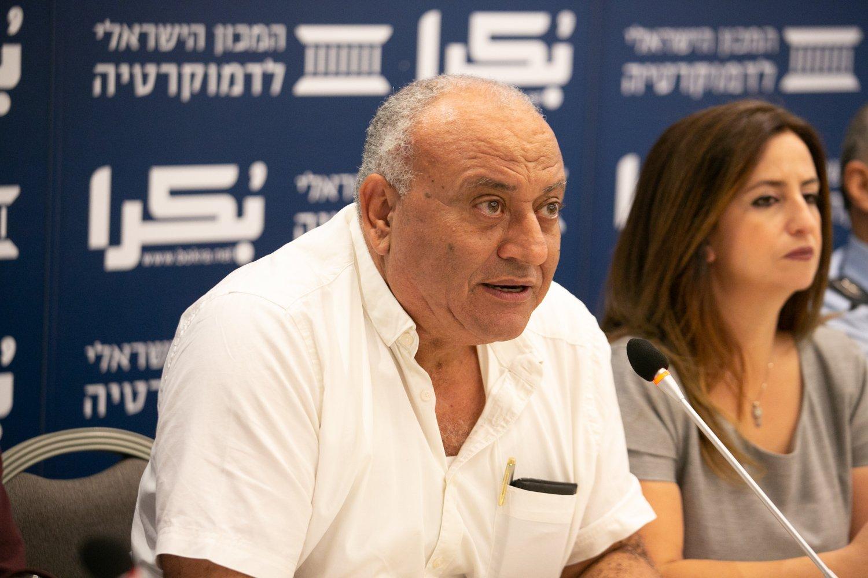 العنف في المجتمع العربي، أسبابه، والحلول لمكافحته؟ .. يوم دراسي في الناصرة-90