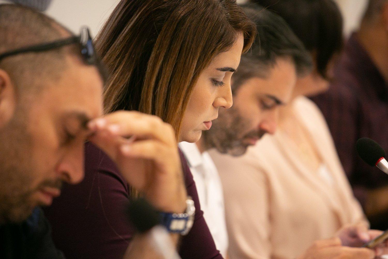 العنف في المجتمع العربي، أسبابه، والحلول لمكافحته؟ .. يوم دراسي في الناصرة-96