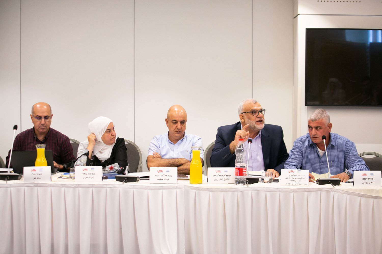 العنف في المجتمع العربي، أسبابه، والحلول لمكافحته؟ .. يوم دراسي في الناصرة-98