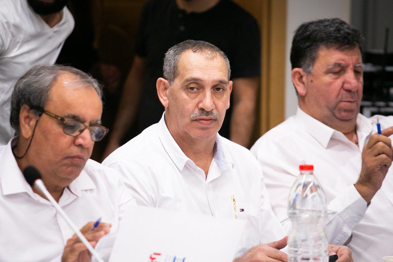 العنف في المجتمع العربي، أسبابه، والحلول لمكافحته؟ .. يوم دراسي في الناصرة-103