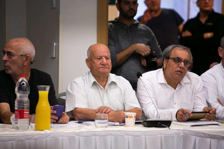 العنف في المجتمع العربي، أسبابه، والحلول لمكافحته؟ .. يوم دراسي في الناصرة-105