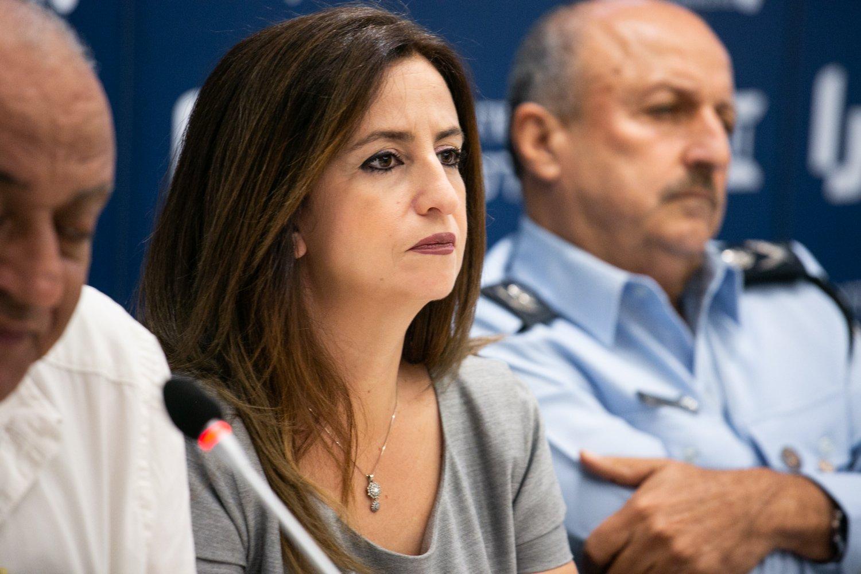 العنف في المجتمع العربي، أسبابه، والحلول لمكافحته؟ .. يوم دراسي في الناصرة-110