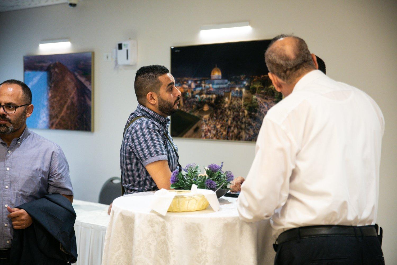 العنف في المجتمع العربي، أسبابه، والحلول لمكافحته؟ .. يوم دراسي في الناصرة-116