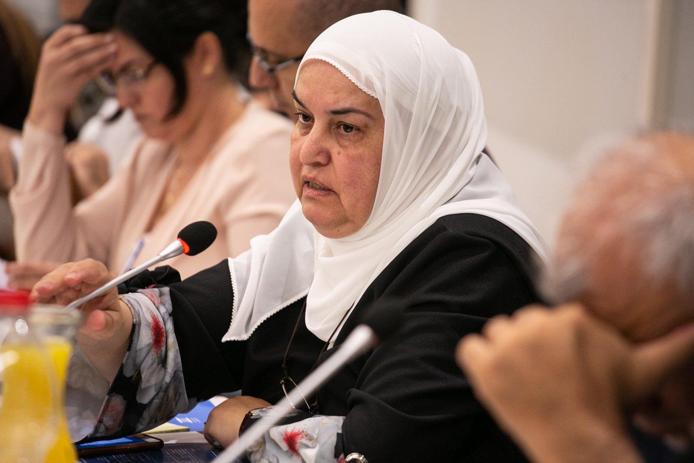 العنف في المجتمع العربي، أسبابه، والحلول لمكافحته؟ .. يوم دراسي في الناصرة-118