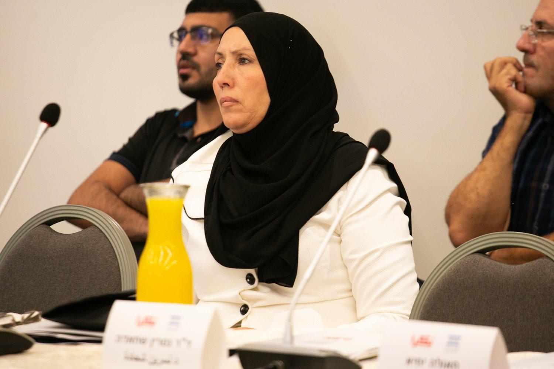 العنف في المجتمع العربي، أسبابه، والحلول لمكافحته؟ .. يوم دراسي في الناصرة-120