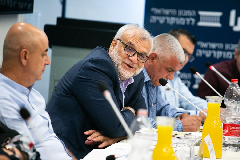 العنف في المجتمع العربي، أسبابه، والحلول لمكافحته؟ .. يوم دراسي في الناصرة-122