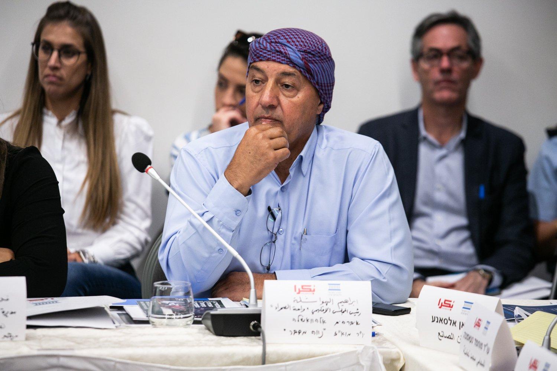 العنف في المجتمع العربي، أسبابه، والحلول لمكافحته؟ .. يوم دراسي في الناصرة-128