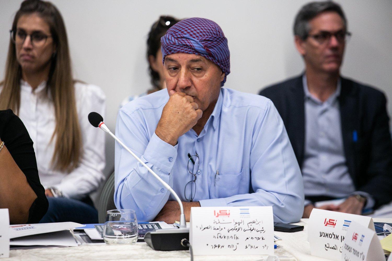العنف في المجتمع العربي، أسبابه، والحلول لمكافحته؟ .. يوم دراسي في الناصرة-132