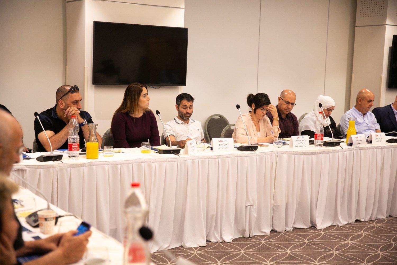 العنف في المجتمع العربي، أسبابه، والحلول لمكافحته؟ .. يوم دراسي في الناصرة-153