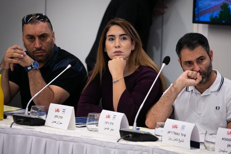 العنف في المجتمع العربي، أسبابه، والحلول لمكافحته؟ .. يوم دراسي في الناصرة-155