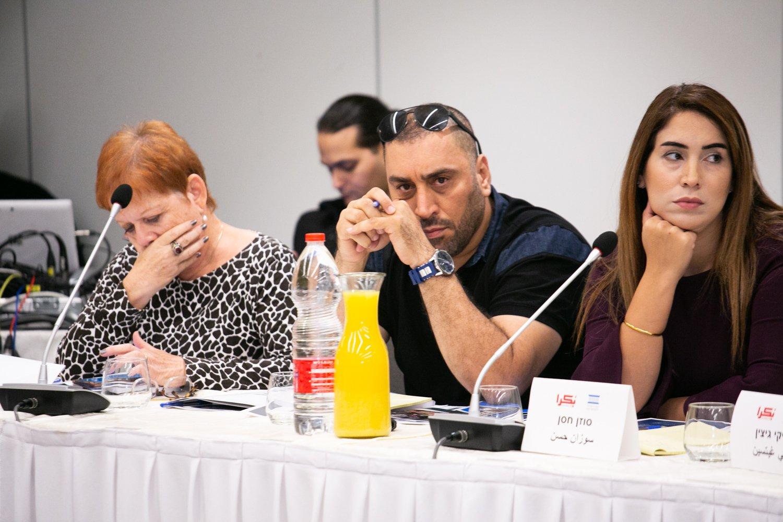 العنف في المجتمع العربي، أسبابه، والحلول لمكافحته؟ .. يوم دراسي في الناصرة-157