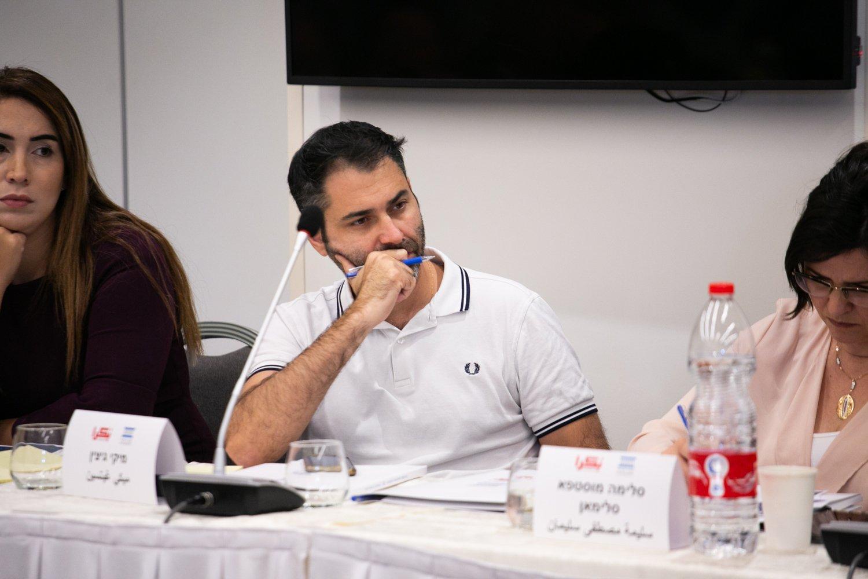 العنف في المجتمع العربي، أسبابه، والحلول لمكافحته؟ .. يوم دراسي في الناصرة-162
