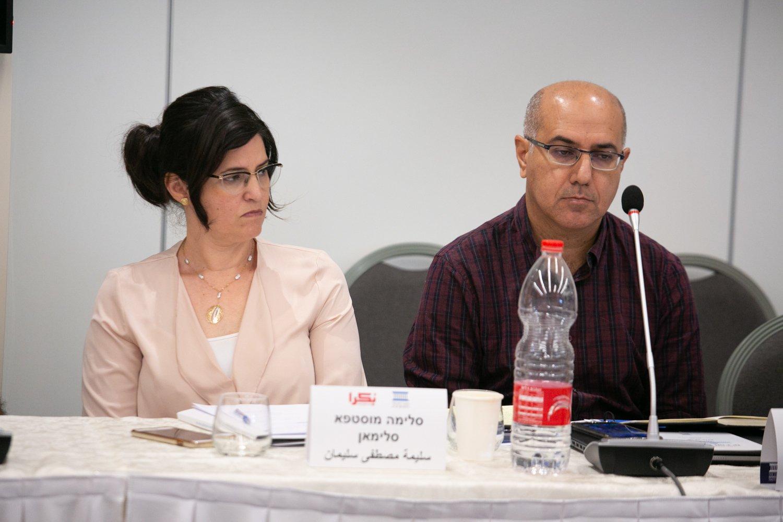 العنف في المجتمع العربي، أسبابه، والحلول لمكافحته؟ .. يوم دراسي في الناصرة-166