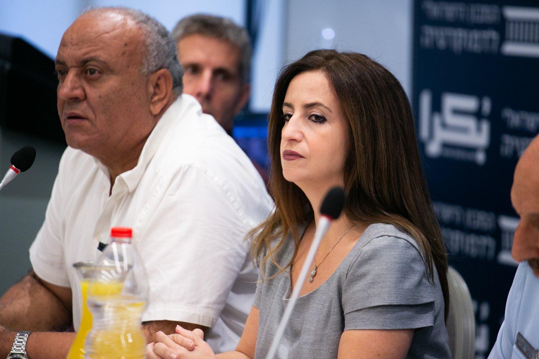 العنف في المجتمع العربي، أسبابه، والحلول لمكافحته؟ .. يوم دراسي في الناصرة-168