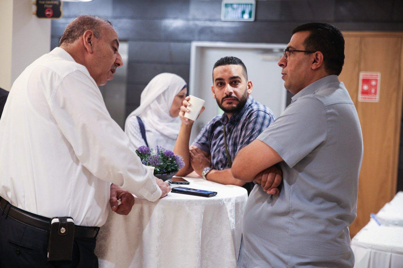 العنف في المجتمع العربي، أسبابه، والحلول لمكافحته؟ .. يوم دراسي في الناصرة-172